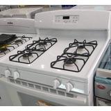 Cocina 4 Hornillas 30 Pulgadas Blanca General Electric
