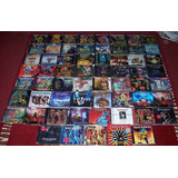 Iron Maiden - Coleção - Cd Lp Vinil -eddie Head