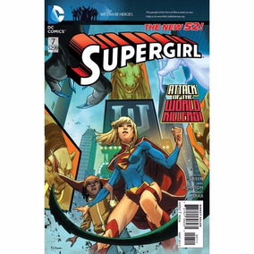 Dc Supergirl - The New 52 - Volume 7