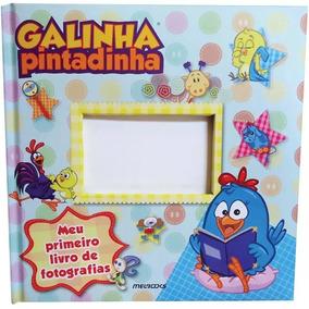 Meu Primeiro Livro De Fotog-galinha Pintadinha