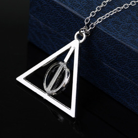 Collar Harry Potter Y Las Reliquias De La Muerte Giratorio