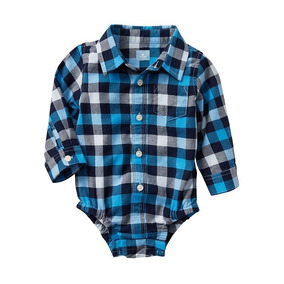 Body Camisa Bebe - Bodies de Bebê no Mercado Livre Brasil edf9efe43ec