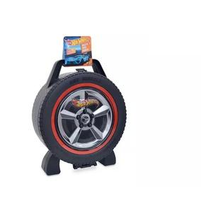 Maleta Hot Wheels Roda Radical 36 Carros Original - Fun