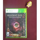 Resident Evil Revelations 2 Xbox 360