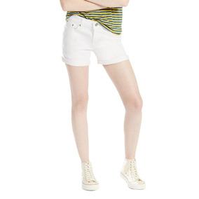 Shorts Feminino Levis Jeans - Shorts para Feminino Branco no Mercado ... 29445ed5cca