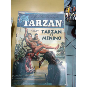 Tarzan Nº 39 3ª Série Coleção Lança De Prata Editora Ebal