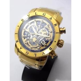 833a694e461 Relogio Bvlgari Replica Iron Man - Relógio Masculino no Mercado ...