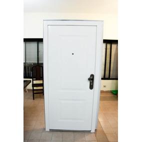 Puerta Exterior Ignifuga Multianclaje De Seguridad