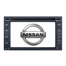 Central Multimídia Nissan Sentra Gps Tv Digital Camera De Re