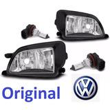 Par Farol Milha Neblina Gol G6 13 14 15 Original Volkswagen.