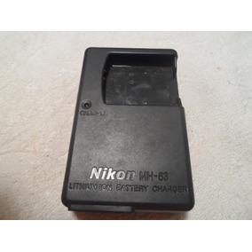 Cargador Nikon Mh 63
