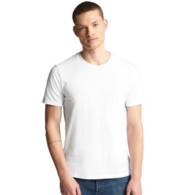 Playera Hombre Camiseta Clásica T-shirt Cuello Redondo Gap