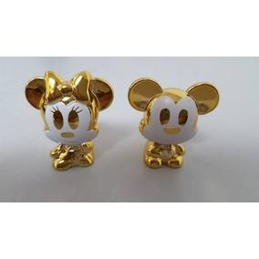 Mickey E Minnie Dourada