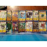 Digimon Lote De Tarjetas 14 + Regalo