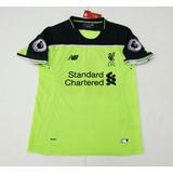 8719bb3bd3 Camisa Liverpool 16 17 - Camisa Liverpool Masculina no Mercado Livre ...