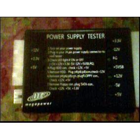 Tester Probador Fuente De Poder
