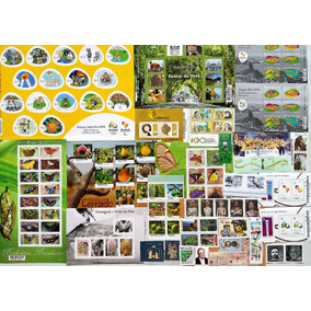 Colecao Anual De Selos Do Brasil - 2016 Anuncio