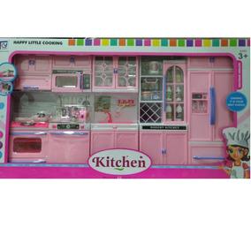 Mini Cozinha Brinquedo Infantil 5x1 Com 5 Modulos Completa
