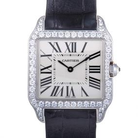 2dc193ac259 Relógio Cartier Santos Dumont Skeleton - Relógios no Mercado Livre ...