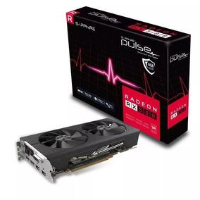 Placa De Video Sapphire Radeon Pulse Rx 580 8gb Oc Gddr5+ Nf
