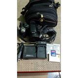 Camara Nikon Coolpix P80, Con Varios Accesorios