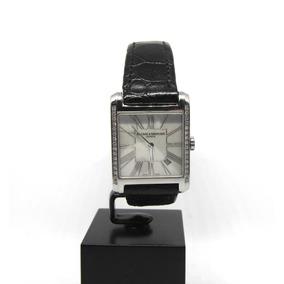 Reloj Baume & Mercier Para Caballero, Acero Con Brillantes!!