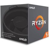 Procesador Amd Ryzen 5 2600 3,4 A 3,9 Ghz