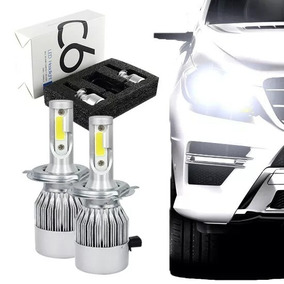 Kit Lampada Led H4 6000k Super Branca Tipo Xenon