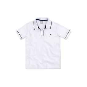 Camisa Polo Básica Infantil Menino Hering Kids - 94453c2 826e0726f6081