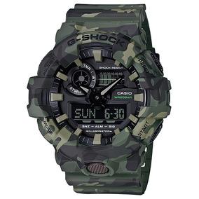 Relógio Casio G-shock Masculino Ga-700cm-3adr