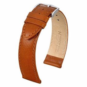 Correa Extensible Hirsch Forest P/reloj 17900270-2-18 Piel