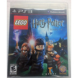 Lego Harry Potter 1-4 Year Ps3