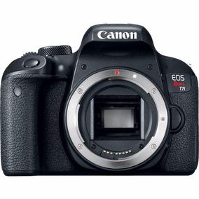 Maquina,camera Semi Profissional Canon T7i Eos Rebel (corpo)