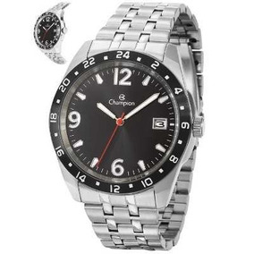4625eddbae4 Relógio Clássico Masculino Champion - - Relógios De Pulso no Mercado ...