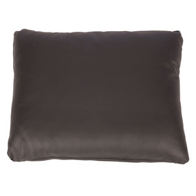 Cojin En Piel Negra 35x45 Cms Marca Matisses 1330378