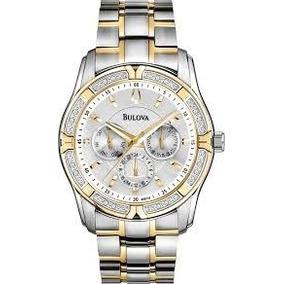 102eb70ac91 Relogio Constantim Diamond Slim - Relógio Bulova no Mercado Livre Brasil