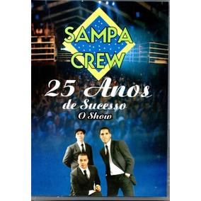 cd sampa crew 25 anos