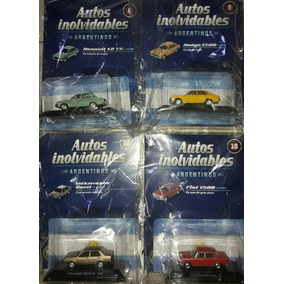 Autos Inolvidables Argentinos