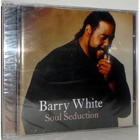 Cd Barry White - Soul Seduction