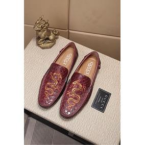 Zapatos Mocasines Gucci
