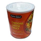 Salsa Cheddar Club Select 3.03 Kilos Con Queso Sabor Suave