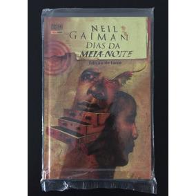 Hq Vertigo Neil Gaiman Dias Da Meia Noite - Edição De Luxo!!
