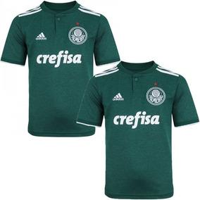 1517f186d7 2 Camisa Do Palmeiras Uniforme Verde Porco 2018 Envio 24hs