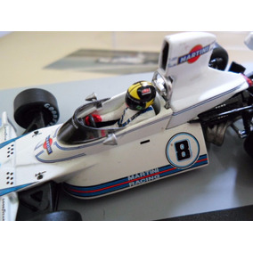 1/43 F1 Brabham Bt44b 1975 Carlos Pace (lendas Brasileiras