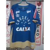Camisa Umbro Cruzeiro 2016 - Futebol no Mercado Livre Brasil 4d12c0c9f71c6