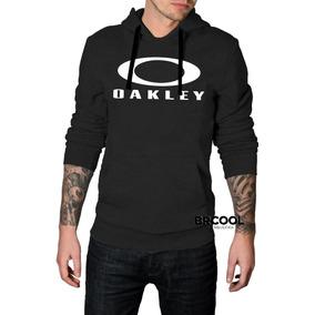 Moletom Oakley Camuflado - Moletom Preto no Mercado Livre Brasil 93d477bbc69