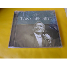 Cd Tony Bennett / All-time Greatest Hits / Novo