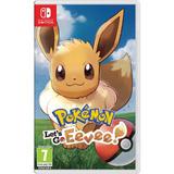 Pokemon Lets Go Pikachu Eevee Nintendo Switch Entregando