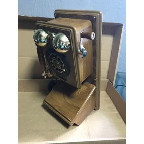 Telefone Antigo Decorativo Artesanal Importado