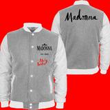 Casaco Moletom Madonna College Blusa Moleton Musico Diva 2 017a90e8c3b2d